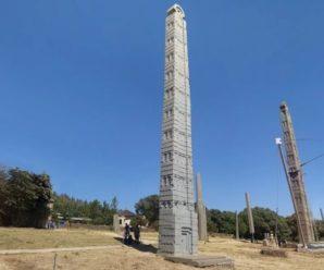 Таинственные африканские столбы ставит историков в тупик