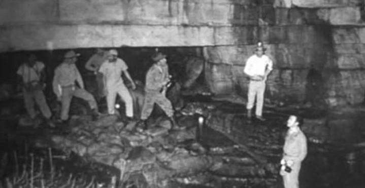 Подземный лабиринт Эквадора