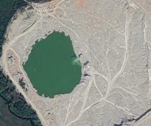 Шахтау — гора, которую природа создавала миллионы лет, и которую люди разобрали за полстолетия