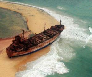 Корабли в пустыне и последнее пристанище судов в Мавритании, что изменилось за 14 лет