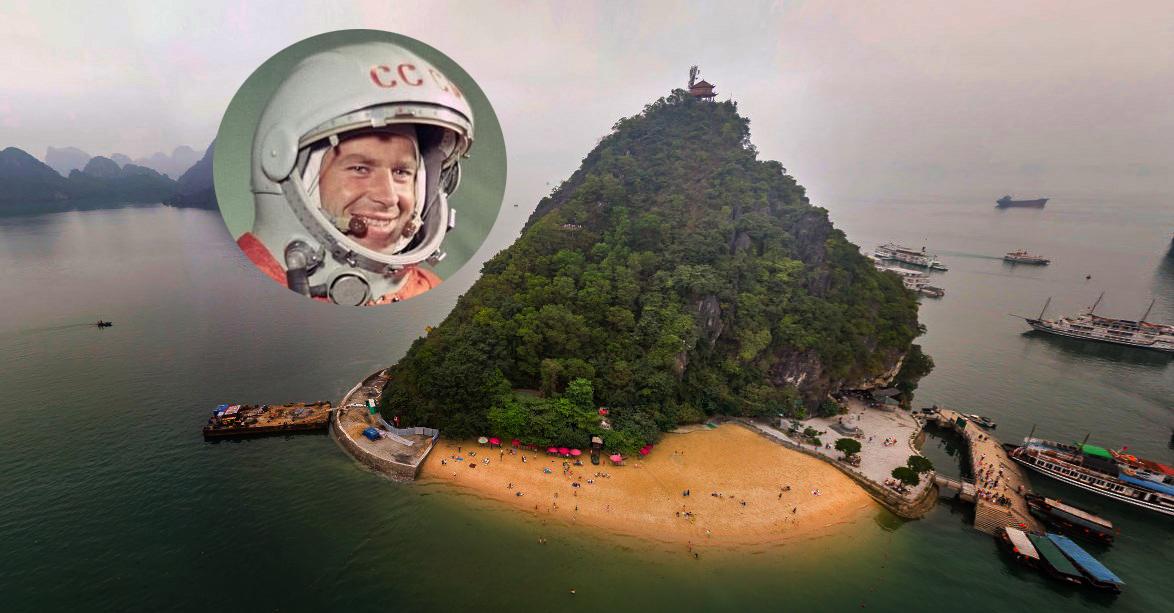 Как советского космонавта объявили хозяином острова во Вьетнаме