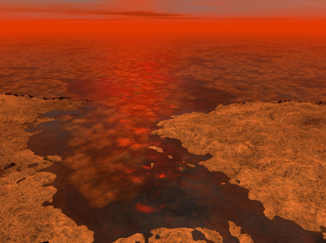 жизнь на Земле существовала, возможно, за 200 миллионов лет до насыщения атмосферы кислородом