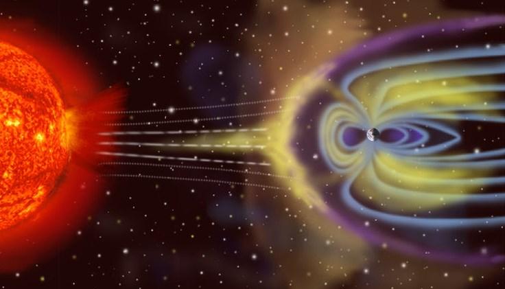Магнитное поле Земли - невидимая клетка для человека?