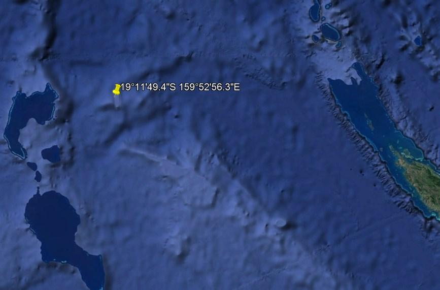 Таинственный остров Сэнди, которого нет — мистика или ошибка?