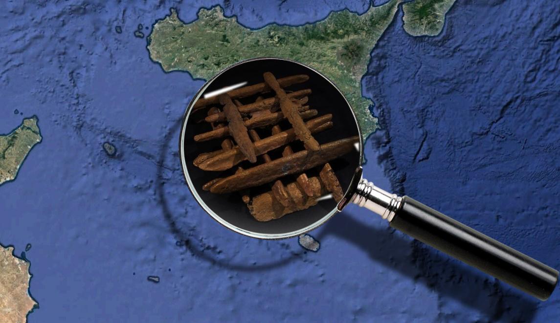 Погружаясь у берегов Сицилии, дайверы обнаружили древний