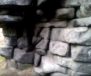 Стена возрастом 300 миллионов лет на Урале вблизи Екатеринбурга — остатки древней цивилизации или природное явление?