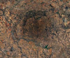 Около 2 миллиардов лет назад тут образовался самый большой на Земле ударный кратер — Вредефорт