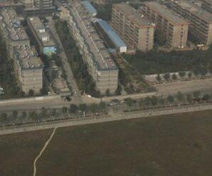 Как в Китае новый дом «вылез» на новую автостраду — курьезы строительства