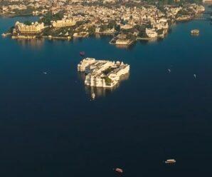 Наследие прошлых веков — «плавающие» дворцы Индии