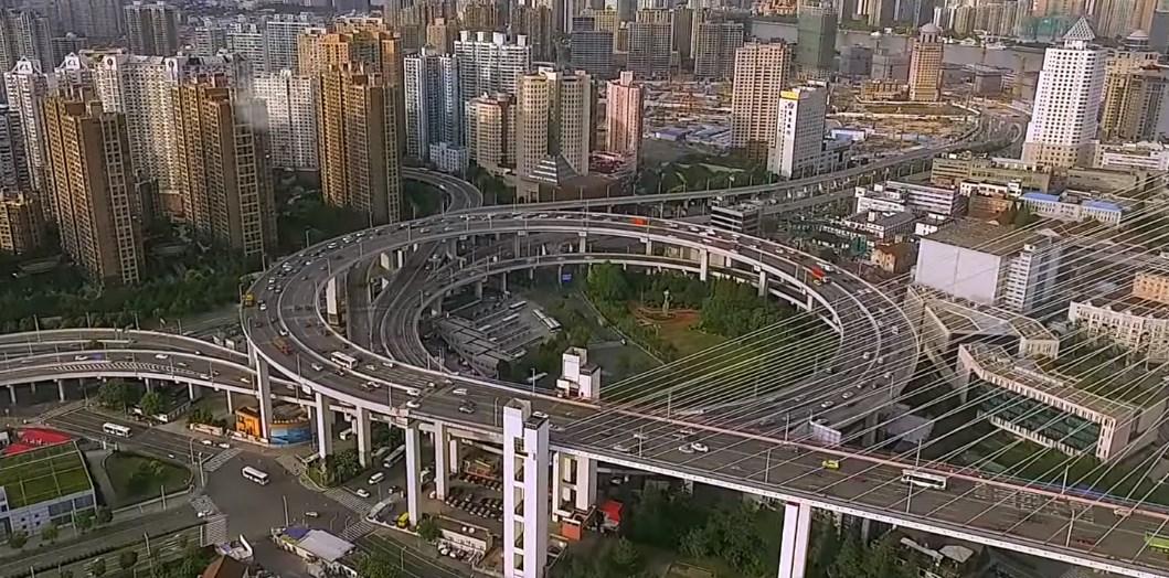 Круглый мост Нанпу