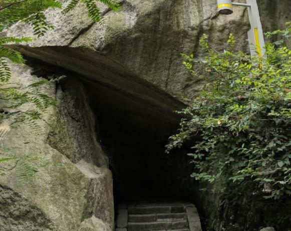 лабиринты Хуашань
