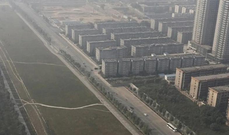 Как в Китае новый дом