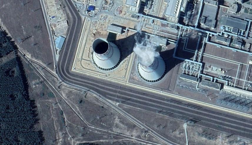 Градирни Нововоронежской АЭС-2