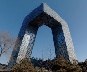 Огромные «штаны» — странности китайской архитектуры
