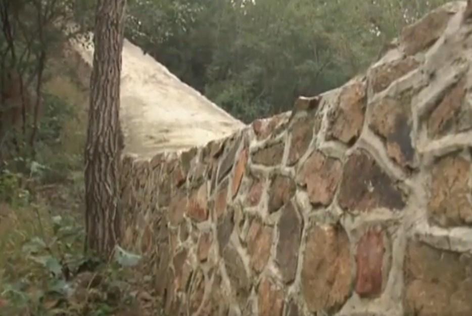 Как Великую Китайскую стену бетоном залили - курьёзы реставрации