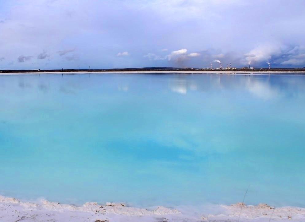 Белое море Березники