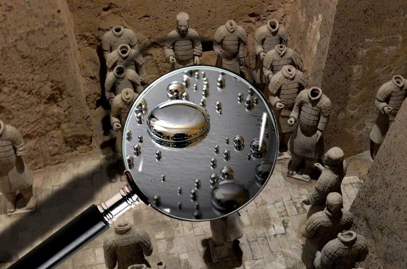 Почему археологи не вскрывают знаменитую гробницу Цинь Шихуанди? - опасения откопать реки жидкой ртути