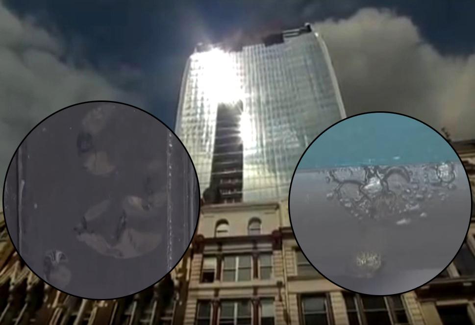 Как небоскреб плавил машины и фасады соседних зданий - 20 Фенчерч-стрит