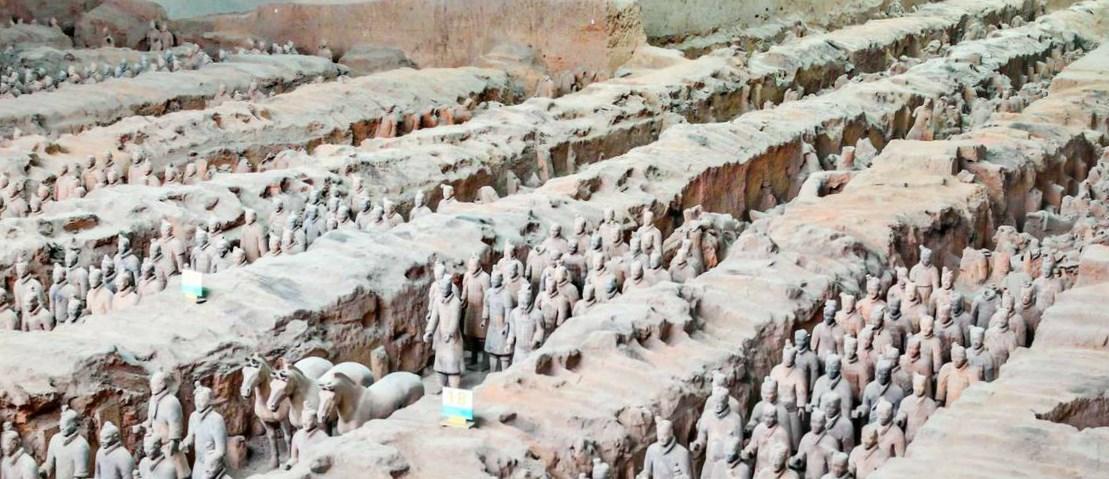 Почему археологи не вскрывают знаменитую гробницу Цинь Шихуанди
