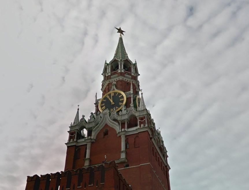Некоторые факты о кремлевских звёздах
