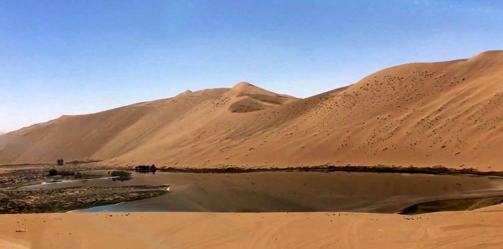 Пустыня Бадын-Джаран