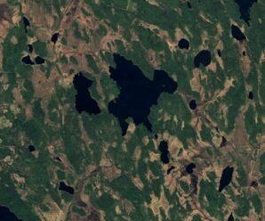 В России находится, предположительно, старейший на Земле метеоритный кратер из всех известных — Суавъярви в Карелии