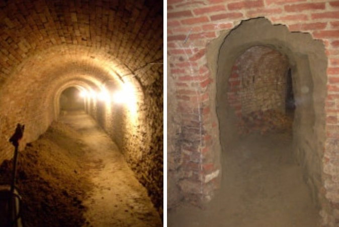 Подземный мир Европы - древняя сеть лабиринтов Erdstall