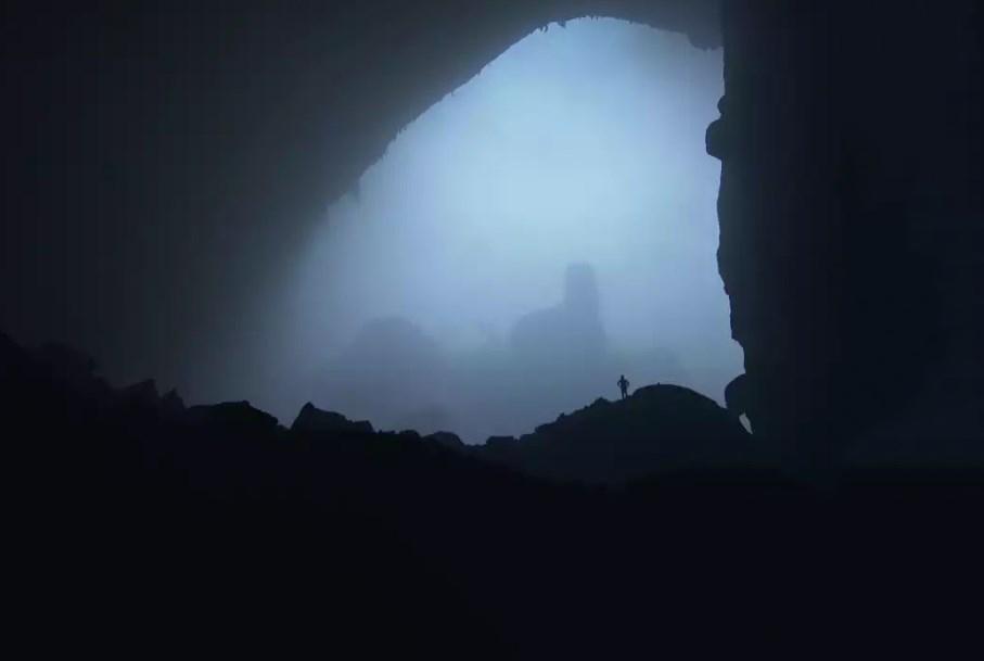 Подземный мир с лесом, животными и облаками, который обнаружили под землей - пещера Шондонг