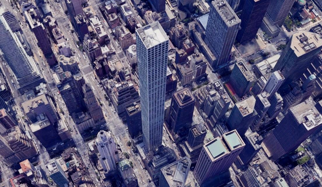 Самый высокий в мире жилой дом - Парк-авеню, 432