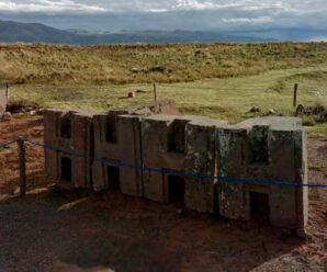 Одни из самых необычных мегалитов древней цивилизации — Пума Пунку