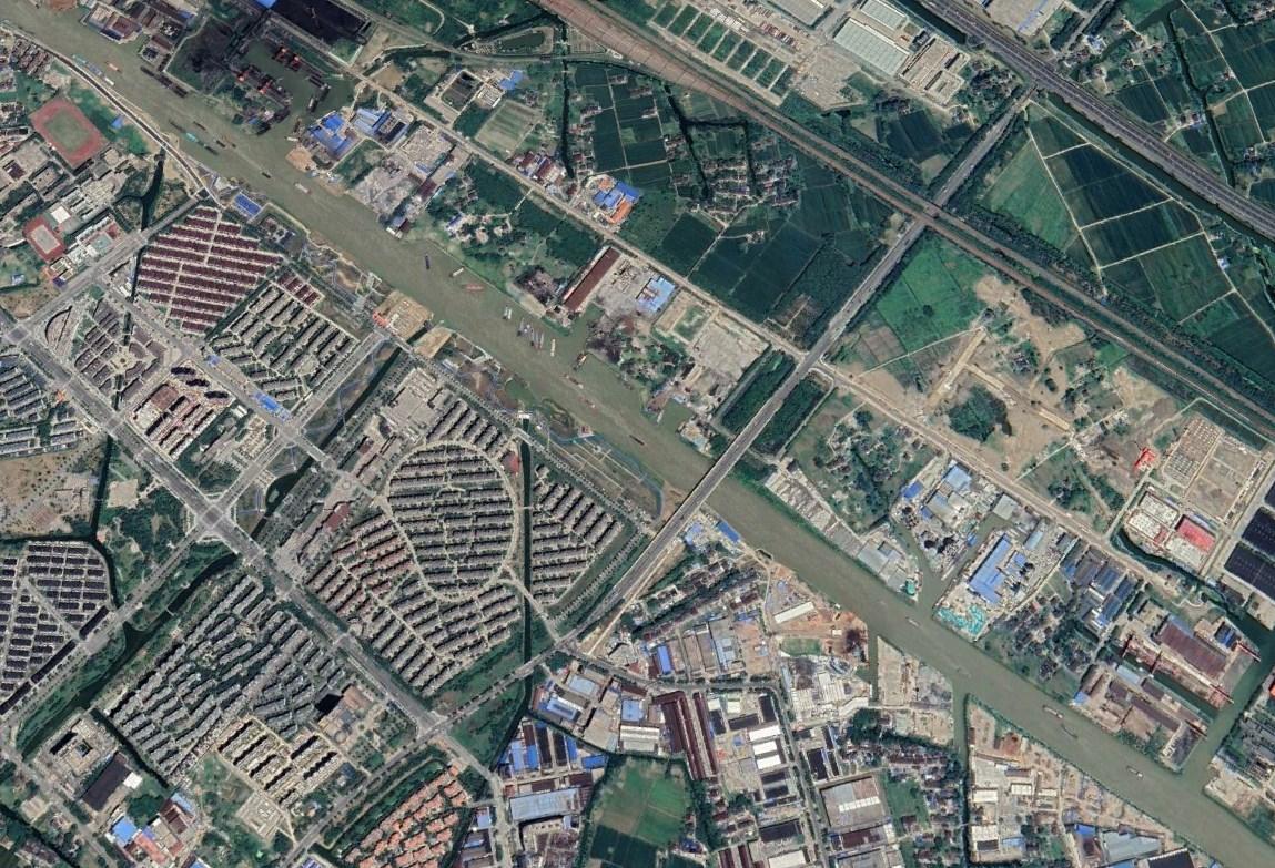 Длиннейший судоходный канал, который начал строиться ещё 2000 лет назад и до сих пор функционирует - Великий китайский канал