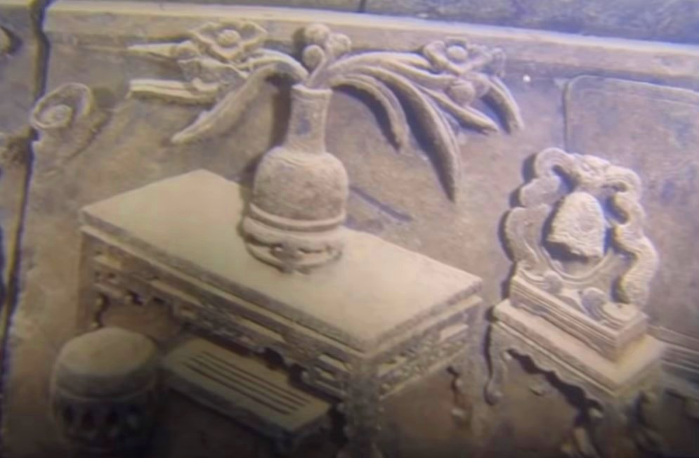 Древний китайский город, скрытый под водой - Ши Чэн