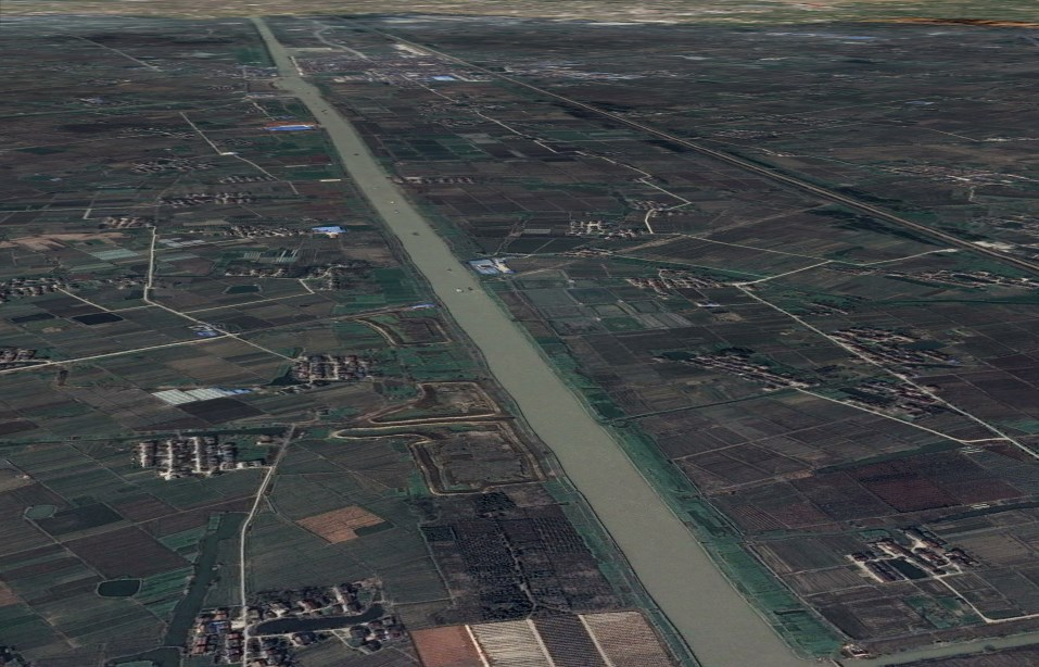 Великий китайский судоходный канал