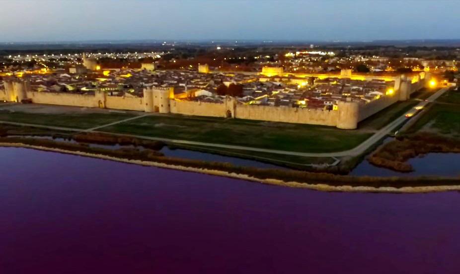 Крепость на мёртвых водах - Эг-Морт