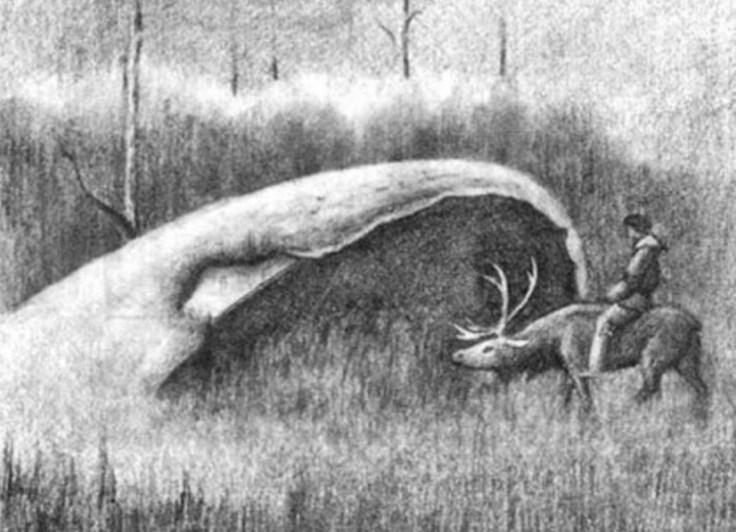 Одна из самых загадочных тайн якутской тайги, которая окутана легендами и мифами - вилюйские котлы