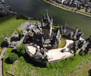 Имперский замок в Германии — Кохем