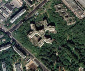 Дома, которые внушают человеку страх: Ховринская больница в Москве