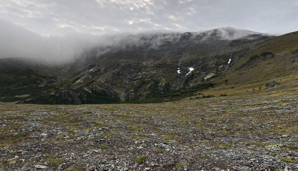 Нефритовая долина в Полярно-Уральском природном парке