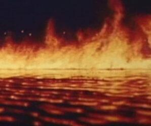 Одно из самых необычных явлений 20 века — загорелось Чёрное море в 1927 году
