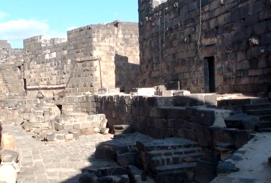 Босра - наследие Набатейского царства