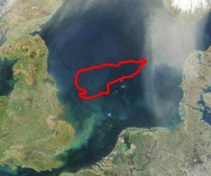 Ещё 10000 лет назад по дну Северного моря ходили люди — затонувшая «страна» Доггерленд