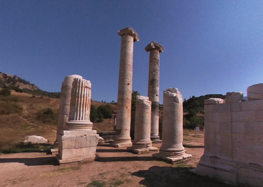 Храм Артемиды в Сардах