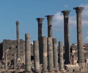 Древний чёрный город Босра — наследие величественного Набатейского царства