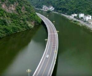 Дорога по воде или мост вдоль реки? — Экологическая магистраль в провинции Хубэй