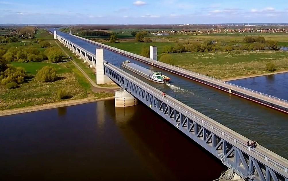 Магдебургский водный мост