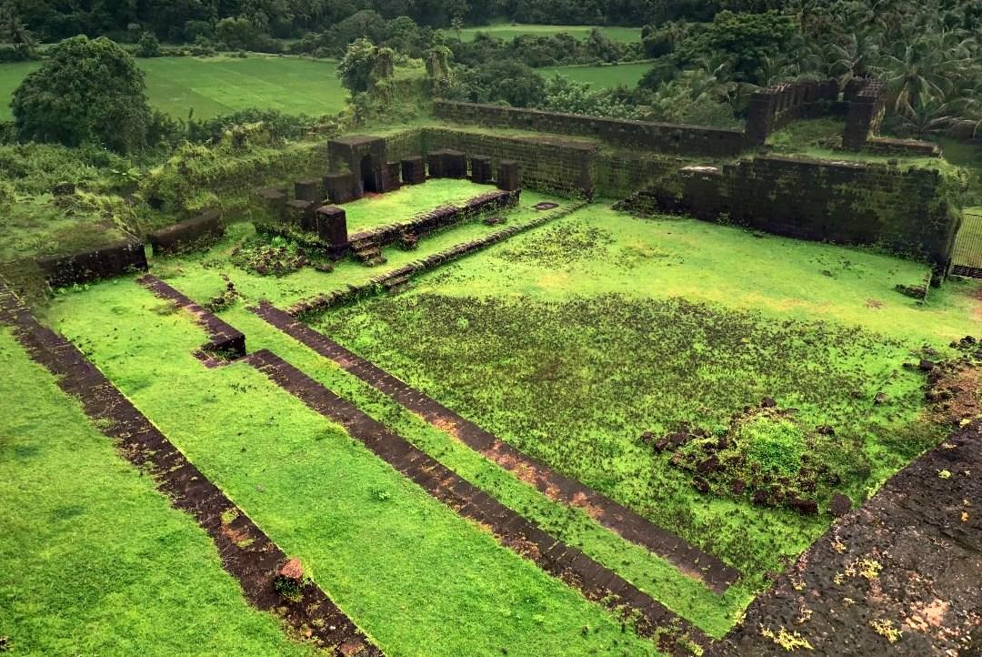 «Зеленый» форт в Гокарне