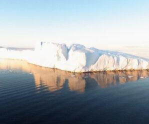 Изготовить огромный авианосец из льда — удивительный проект во время Второй мировой войны