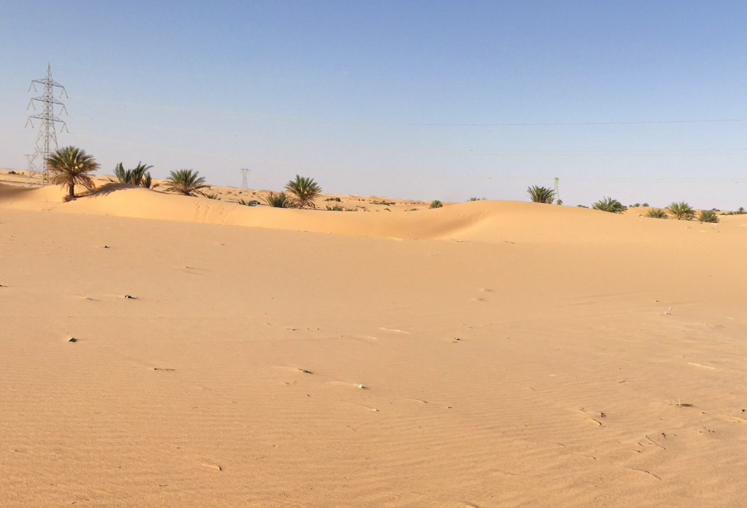 Что это за круги в Африке? - грандиозная попытка озеленить пустыню, Великая рукотворная река