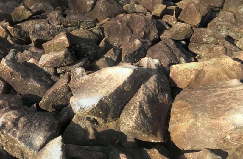 Место, где камни звенят, как металл - поющие валуны Кольца Дьявола