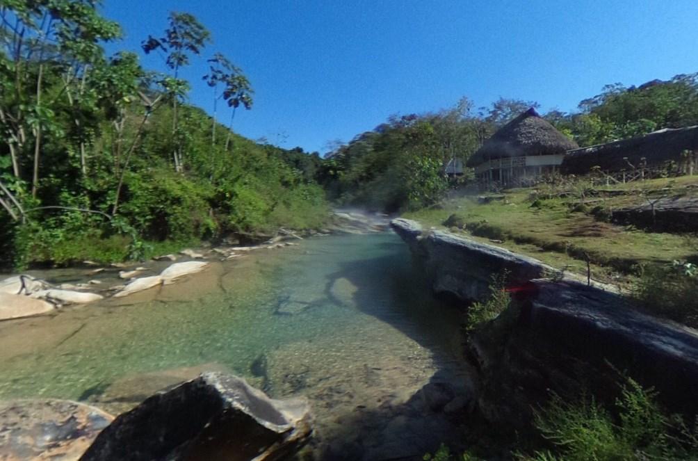 6 км с «кипящей» водой среди джунглей - легенда о реке «Разогретой жаром Солнца» оказалась правдой